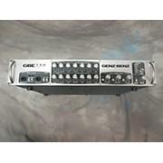Genz Benz GBE 750 Tube Bass Amp Head
