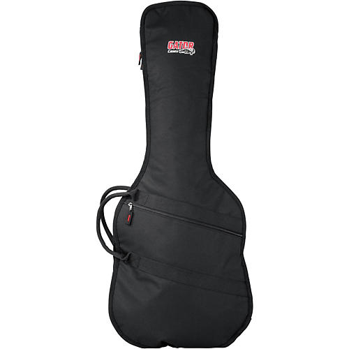 Gator GBE-Mini-Elec Gig Bag for 1/2 to 3/4 Size Electric Guitar-thumbnail