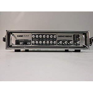 Pre-owned Genz Benz GBE750 with CASE Bass Power Amp by Genz Benz