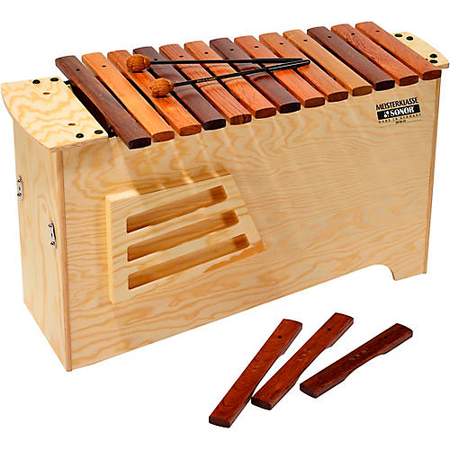 Sonor GBKX 10 Meisterklasse Rosewood Deep Bass Xylophone-thumbnail