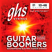 GHS GBL Boomers Light 010 Electric Guitar Strings