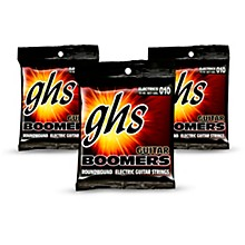 GHS GBL Boomers Light Electric Guitar Strings - 3-Pack