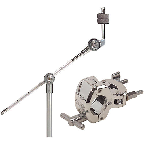 Gibraltar GBP-CMCWB Chrome Series Multi Clamp and Cymbal Boom Arm Add on Package-thumbnail
