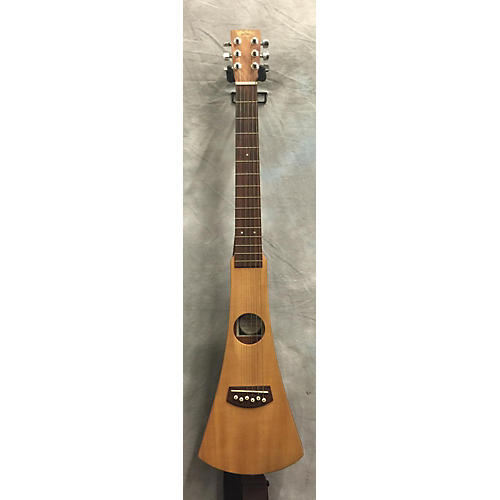 Martin GBPC Backpacker Steel String Left Handed Acoustic Guitar-thumbnail