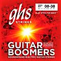 GHS GBUL Boomers Ultra Light Electric Guitar Strings thumbnail
