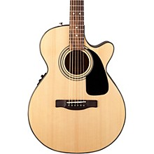 Fender GC-140SCE Grand Concert Acoustic-Electric Cutaway Guitar
