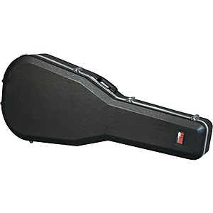Gator GC-DREAD-12 Deluxe Dreadnought 6/12 String Guitar Case by Gator