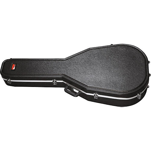 Gator GC-Jumbo Deluxe ABS Acoustic Guitar Case