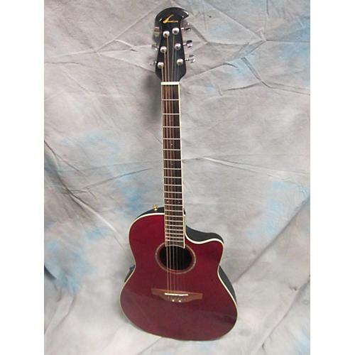 Ovation GC057-RR Acoustic Electric Guitar