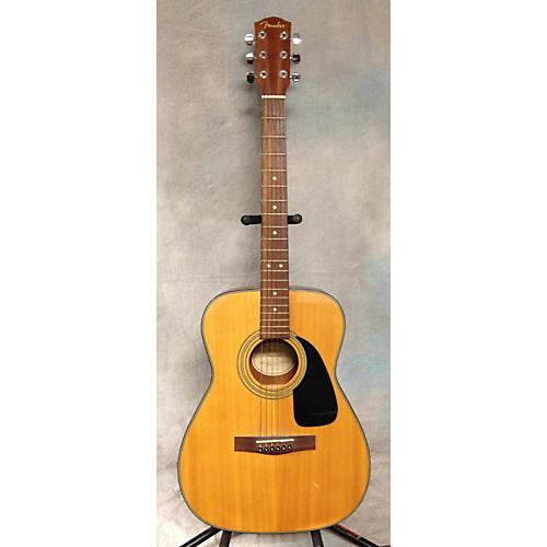 Fender GC12 Acoustic Guitar-thumbnail