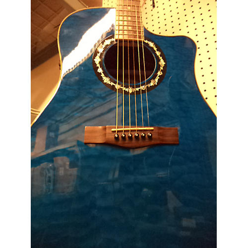 Fender GC140SCE Acoustic Electric Guitar