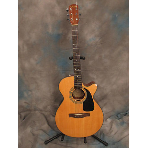 Fender GC140SCE Acoustic Electric Guitar