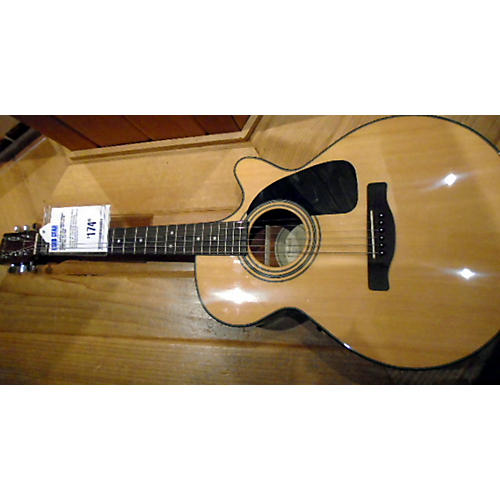 Fender GC140SCE Grand Concert Acoustic Electric Guitar
