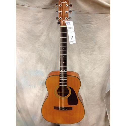 Fender GC23S Acoustic Guitar-thumbnail