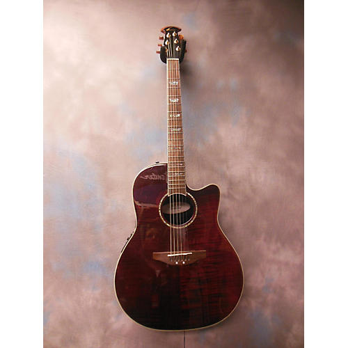 Ovation GC24D Celebrity Acoustic Electric Guitar-thumbnail