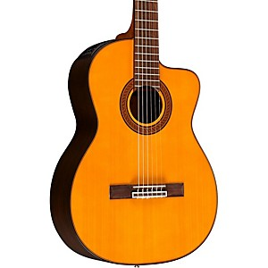 Takamine GC5CE Classical Acoustic-Electric Guitar by Takamine