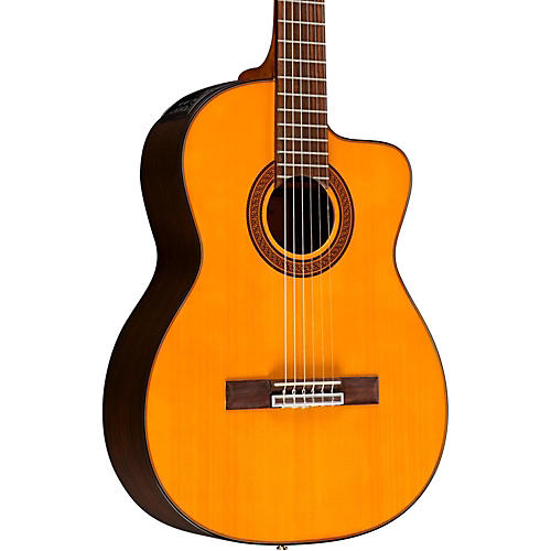 Takamine GC5CE Classical Acoustic-Electric Guitar-thumbnail