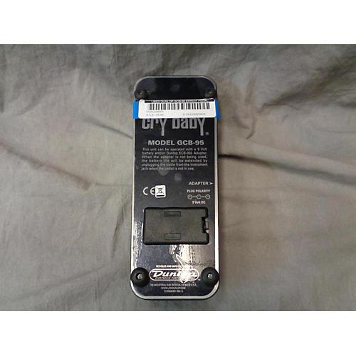 Dunlop GCB-95 Effect Pedal-thumbnail
