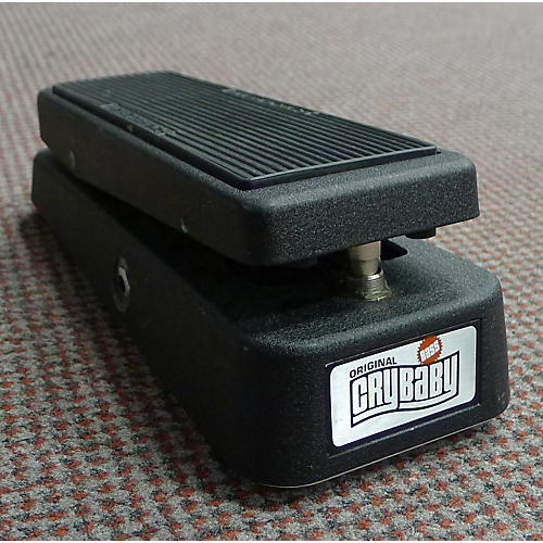 Dunlop GCB100 BASS CRY BABY Effect Pedal