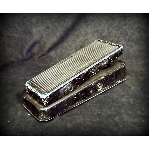 Dunlop GCB95 1980s Crybaby Wah Effect Pedal