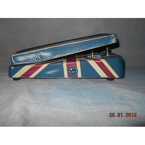 Dunlop GCB95 Limited Edition Crybaby Wah Union Jack Effect Pedal Union Jack