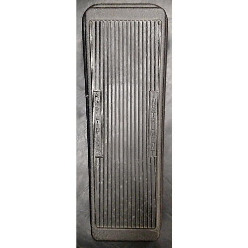Dunlop GCB95 Original Crybaby Wah Black Effect Pedal-thumbnail