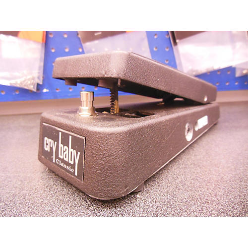 Dunlop GCB95F Crybaby Classic Wah With Fasel Inductor Effect Pedal