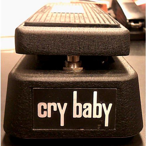 Dunlop GCB95W Original Crybaby Wah Effect Pedal-thumbnail