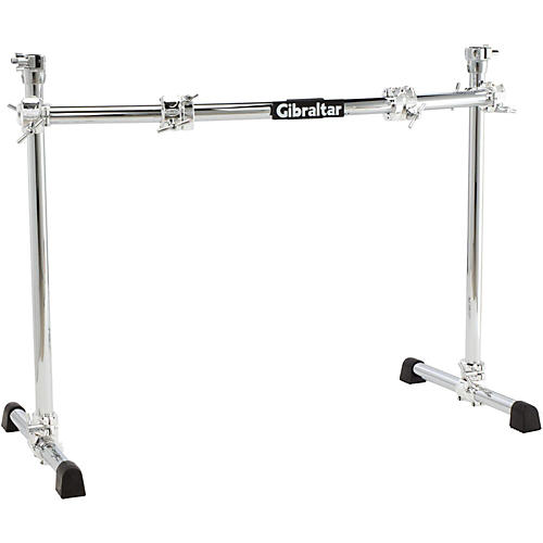 Gibraltar GCS300C Chrome Curved Front Rack-thumbnail
