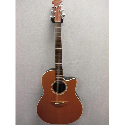 Ovation GCS7714CK Acoustic Guitar Natural
