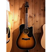 Greg Bennett Design by Samick GD-100SCE Acoustic Electric Guitar