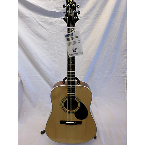 Greg Bennett Design by Samick GD-100SPK/N Acoustic Guitar