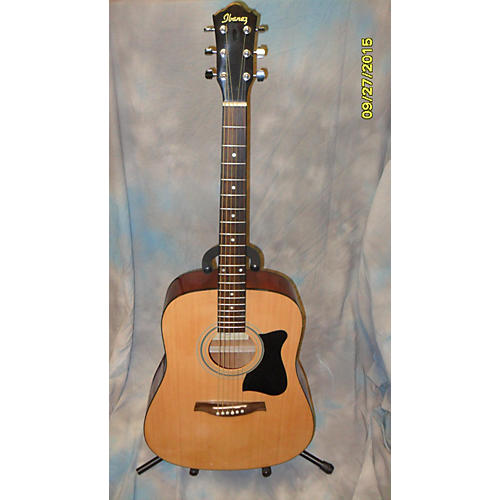 Ibanez GD10 Natural Acoustic Guitar