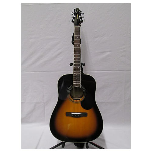 Greg Bennett Design by Samick GD100 Acoustic Guitar-thumbnail