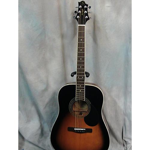 Greg Bennett Design by Samick GD100SPKVS Acoustic Guitar-thumbnail