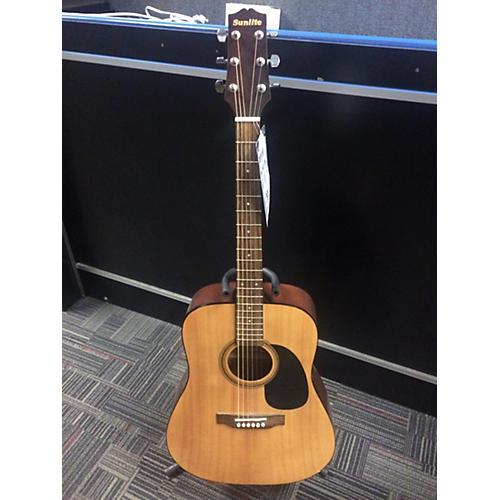 Sunlite GD1800G Acoustic Guitar