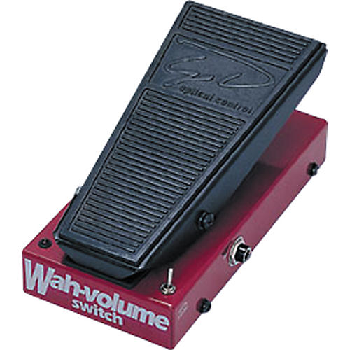 George Dennis GD60 Wah-Volume-Switch Pedal-thumbnail