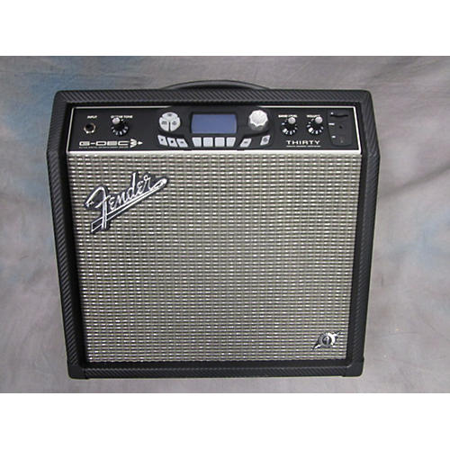 Fender GDEC 30 Guitar Combo Amp-thumbnail