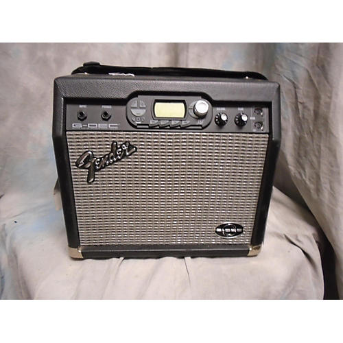 Fender GDEC Guitar Combo Amp