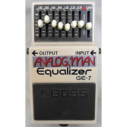 Analogman GE-7 PRO Pedal