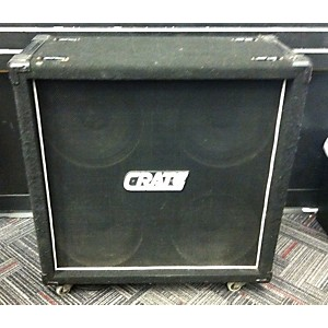 Pre-owned Crate GE412RS Guitar Cabinet by Crate