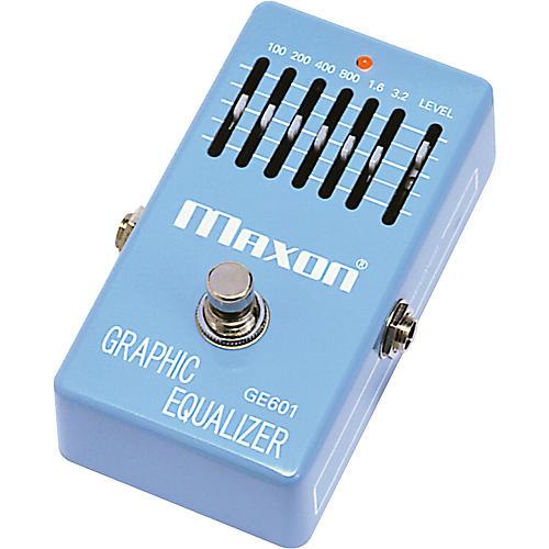 Maxon GE601 Graphic Equalizer-thumbnail