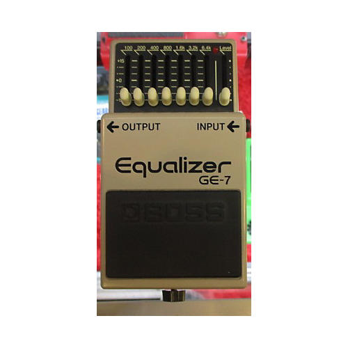 Boss GE7 Equalizer Pedal-thumbnail