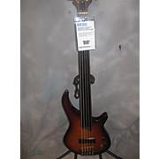 Warmoth GECKO 5 BASS FRETLESS Electric Bass Guitar