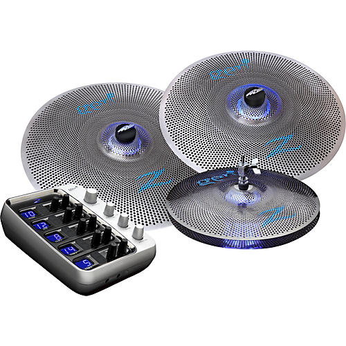 Zildjian GEN16 Acoustic-Electric Cymbal Pack 14, 18, 20