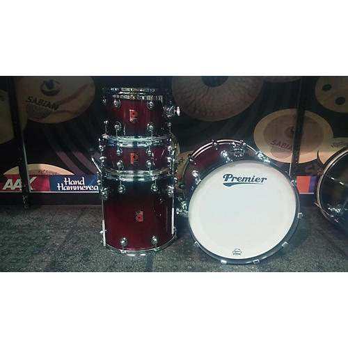 Premier GENISTA MODERN LEGEND Drum Kit