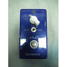 Homebrew Electronics GERMANIA Effect Pedal