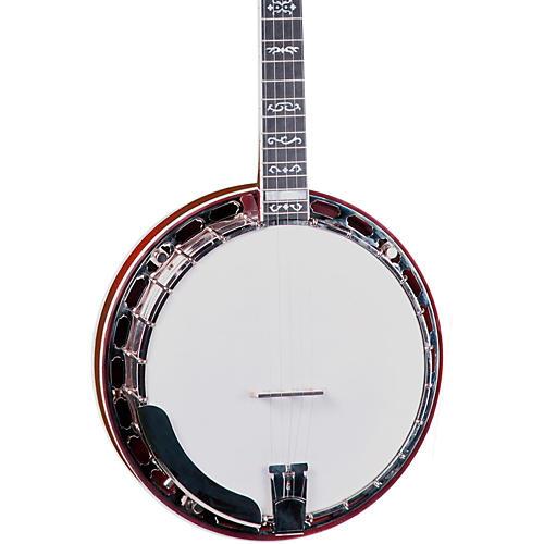 Gold Star GF-100W Mahogany Wreath 5-String Banjo