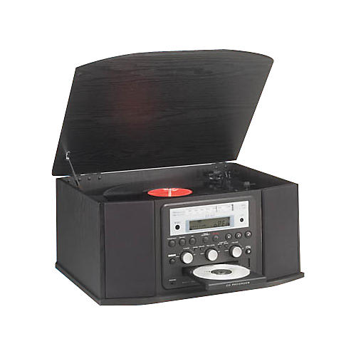 TEAC GF-350 Turntable/CD Recorder/Radio