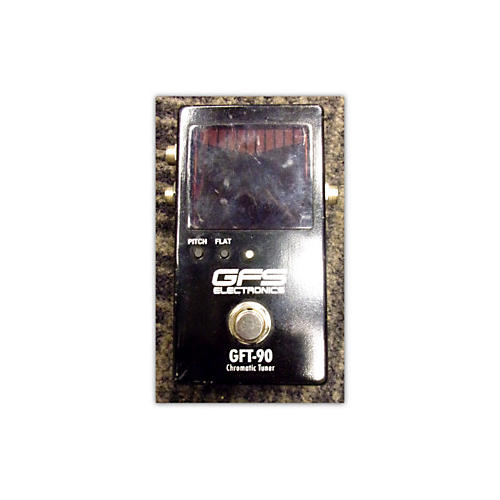 In Store Used GFT-90 Tuner Pedal